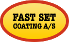 Fast set coating A/S
